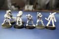 Necromunda Models Lot 9724 Blue Table Painting Store