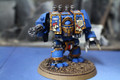 Space Marine Mk.IV Venerable Dreadnought Lot 9925 Blue Table Painting Store