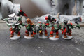 Ork Nobz Lot 10274 Blue Table Painting Store