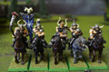 Warriors of Chaos Marauder Horsemen Lot 10389 Blue Table Painting Store