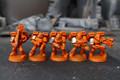 Space Marine Assault Marines Lot 10684 Blue Table Painting Store