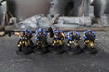 Space Marine Scouts Lot 10941 Blue Table Painting Store