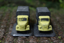 German Opel Blitz Trucks Lot 10970 Blue Table Painting Store