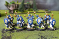 Cygnar Precursor Knights Lot 11072 Blue Table Painting Store