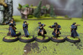 Cygnar Arcane Tempest Gun Mages Lot 11076 Blue Table Painting Store