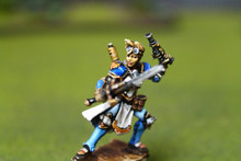 Cygnar Journeyman Warcaster Lot 11084 Blue Table Painting Store