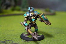 Cygnar Lancer Lot 11100 Blue Table Painting Store