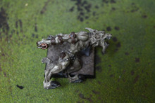Confrontation Wolfen Onyx the Prowler Lot 11208 Blue Table Painting Store