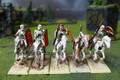 Tomb Kings Skeleton Cavalry Lot 11221 Blue Table Painting Store