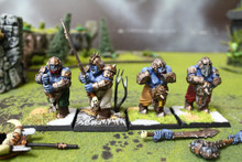Ogre Kingdoms Ironguts Lot 11586 Blue Table Painting Store