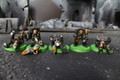 Space Marine Terminators Lot 11618 Blue Table Painting Store