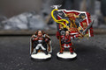 Imperial Guard Creed and Kell Lot 11710 Blue Table Painting Store