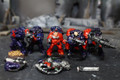 Space Marine Tactical Marines Lot 11717 Blue Table Painting Store