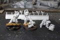 Space Marine Forge World Terminator Parts Lot 11892 Blue Table Painting Store