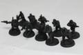 Imperial Guard Catachans x10 Lot 13273