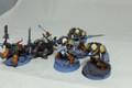 Space Marine Terminators x5 Lot 13642