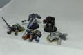 Space Marine Terminators x5 Lot 13643