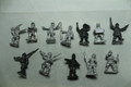 wargames british soldiers Lot 13795