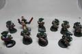 Lot 14201 Dark Angels Space Marine Tactical Squad