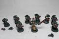Lot 14203 Dark Angels Tactical Squad