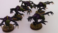 Tyranid Genestealers painted x5 Lot 15043