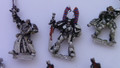 Dark Angels Space Marines Miscellaneous metal figures x8 Lot 15044 scouts