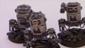 Ork Killa Kans metal painted x3 Lot 15059
