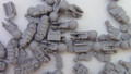 Tau Battlesuit Legs from Forge World x12 pairs Lot 15077