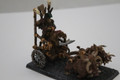 Beastmen Tuskgor Chariot painted Lot 15196