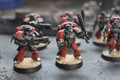 Space Marines Tactical Squad painted x10 Lot 15298