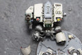 Space Marines Dreadnought battle damaged Lot 15310