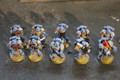 Ultramarines Tactical Squad x10 models painted Lot 15382
