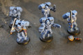 Space Marines Assault Squad x5 models Lot 15383