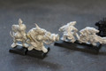 Skaven Clan Skryre Weapon Teams x3 models Lot 15440