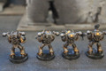 Iron Warriors x4 Lot 15455