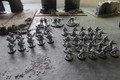 Imperial Guard Platoon with specialty helmets 43x models Lot 15466