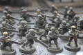Tau Infantry and Battlesuits x83 models Lot 15487