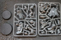 Cypher and Grey Knights Inquisitor x2 models Lot 15498