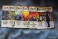 Council of Thieves adventure path Paizo x6 books Lot 15514