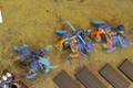 Chaos Knights x5 parts Lot 15536