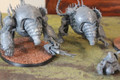 Chaos Forge Fiends in need of repair (and heads) x2 Lot 15547