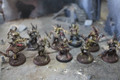 Deathguard Poxwalkers x10 painted Lot 15555