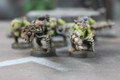 Ork Boyz with Assault Weapons x5  Lot 1104