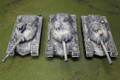 Cold War Tanks x3  Lot 2841