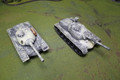 Cold War Tanks x2  AFV Lot 2843