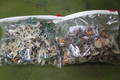 Large Collection of Miniature Army Men Lot 2855