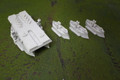 Dystopian Wars British Fleet  Lot 3010