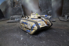 Imperial Guard Chimera Lot 5368 Blue Table Painting Store