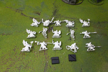 Reaper Orcs Lot 5401 Blue Table Painting Store