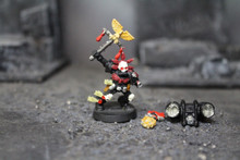Blood Angels Lemartes Lot 5710 Blue Table Painting Store